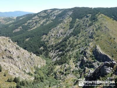 Senderismo valle Río Lozoya - Río Aguilón y Cascada del Purgatorio; actividades de verano; club d